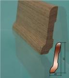 Плинтус Дуб Высший сорт 563 Б